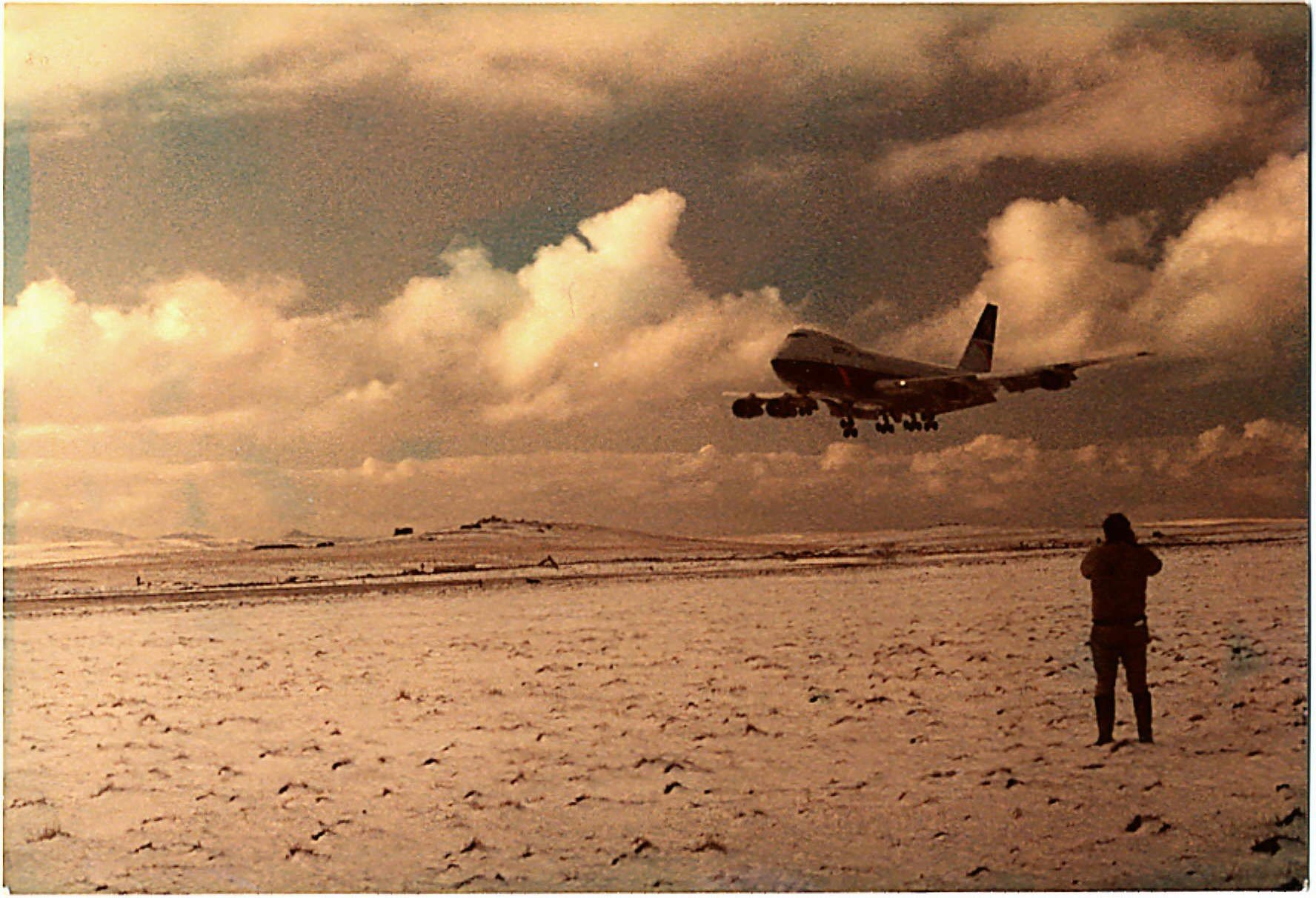 (c) Brian Harper First Jumbo at MPA in '85